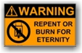 repent sign