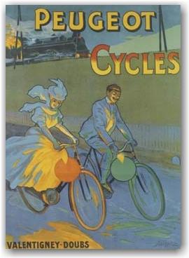 peugeot bikes