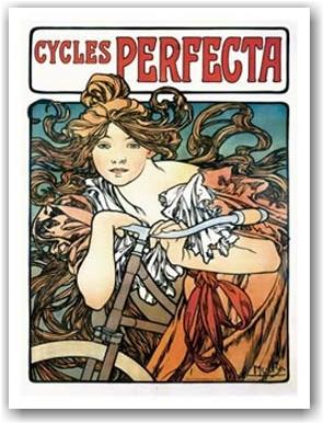moucha bike poster