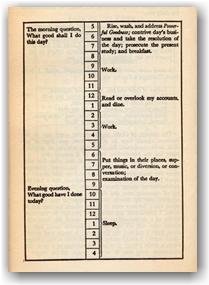 Franklin Autobiography self-help